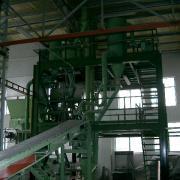 Vakolat víztaszító adalék gyártósora
