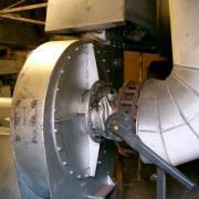 Füstgáz semlegesítés hőálló ventilátora